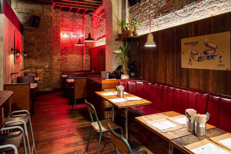 Parlez Restaurant London